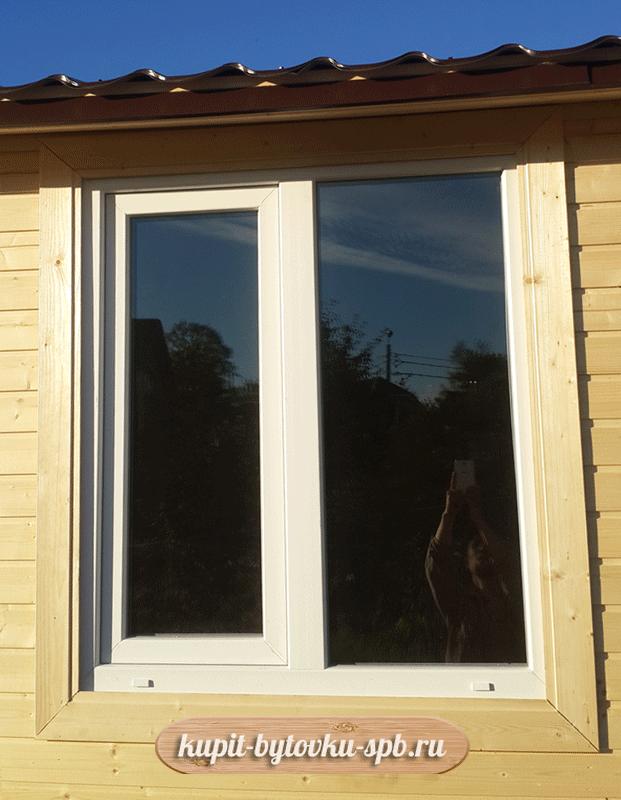 Бытовка хозблок спб окно
